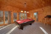2 Bedroom Cabin with Pool Table