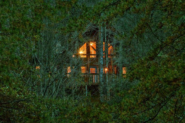 Bears Hideaway Cabin Rental Photo