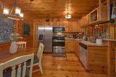 Open Kitchen Floor Plan 2 Bedroom Cabin