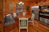 2 Bedroom 2 Bath Cabin Sleeps 9