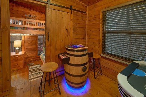 2 Bedroom With Game Room - Bears Hideaway