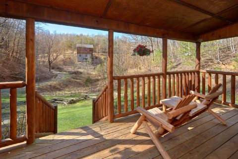 2 Bedroom Cabin with 2 King Bedrooms - Bear's Lair