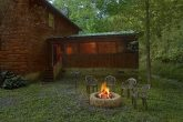 2 Bedroom Private Cabin with Fire Pit