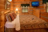 Rustic Cabin that features 2 Private Bedrooms
