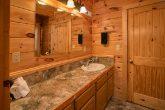 Gatlinburg Cabin with 2 Private Bathrooms