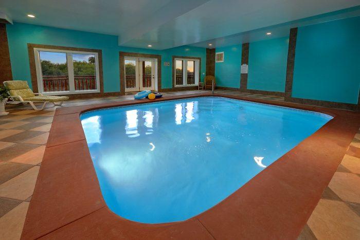 Best Little Pool House In The Smokies Cabin Rental Photo