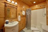 Full Bathroom with Shower Sleeps 8