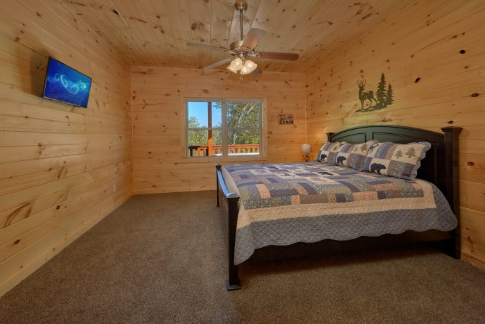 Luxurious 5 Bedroom Room with 4 Master Suites - Big Mack Lodge