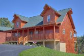 5 Bedroom 5 Bath 3 Story Cabin Sleeps 14