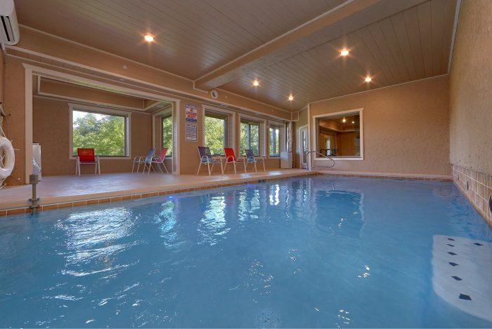 Indoor Pool 16 Bedroom Sleeps 66 - Big Vista Lodge