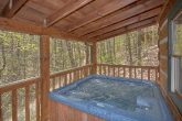 Private Hot Tub 4 Bedroom Cabin Sleeps 12