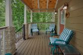2 Bedroom Cabi with Covered Deck Sleeps 8