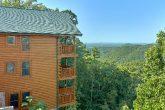 Resort 3 Bedroom Cabin with Premium View