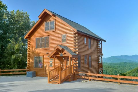 Premium 3 Bedroom Cabin with Great View - Blue Sky