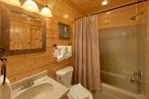 Bathroom with Shower Queen Bedroom