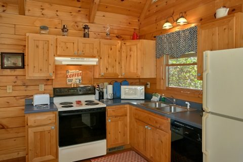 3 Bedroom Cabin with Full Kitchen & Dining Room - BlueBaery Hill