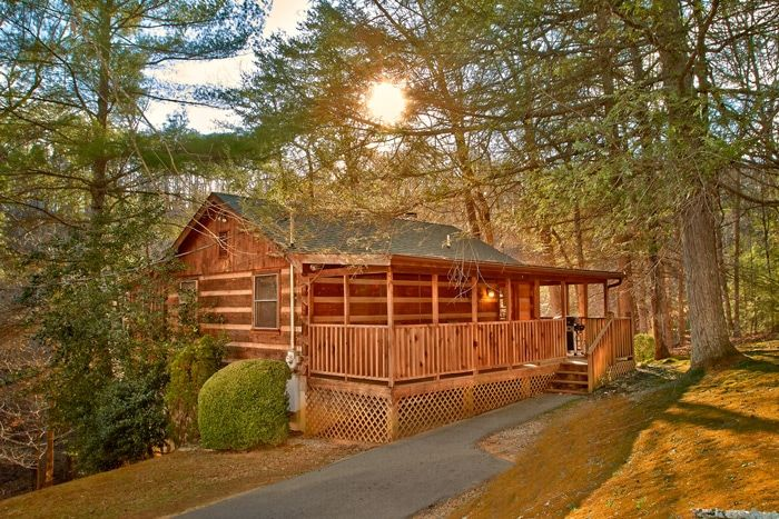 Bluff Haven Cabin Rental Photo