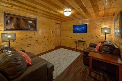 Bluff Mountain Cabin with 2 Living rooms - Bluff Mountain Lodge