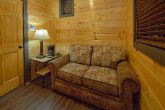 Private cabins for rent at Bluff Mountain Lodge