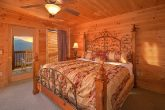 5 Bedroom Cabin Sleeps 14 with all King Beds