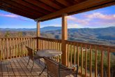 Luxurious 5 bedroom Cabin Sleeps 14 with Views