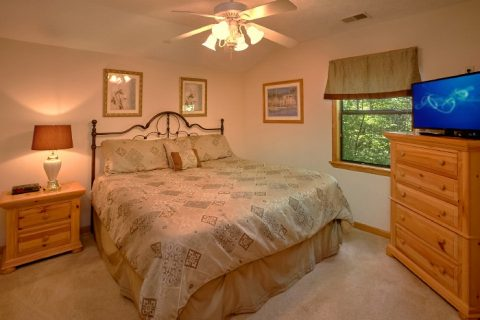 Cabin with 2 King Bedrooms - Brentwood