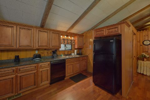 2 Bedroom Cabin with Fully Equipped Kitchen - Byrd Nest