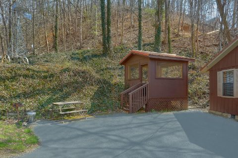 2 Bedroom Cabin Walking Distance to Pigeon Forge - Byrd Nest
