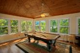 Private 3 Bedroom Cabin with Pool Table