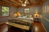Spacious Cabin with Queen Bedroom