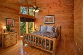 2 Bedroom Cabin with Spacious Master Suite