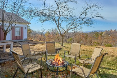 5 Bedroom with Firepit and Spectacular View - Casa Blanca