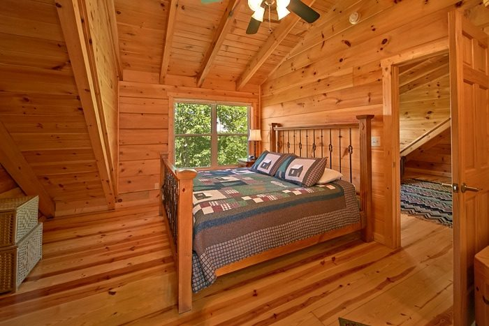 Cabin with 3 king suites - Catch A Star