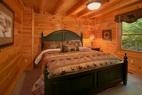 Sherwood Forest 2 Bedroom Cabin Sleeps 6 - Catch of the Day