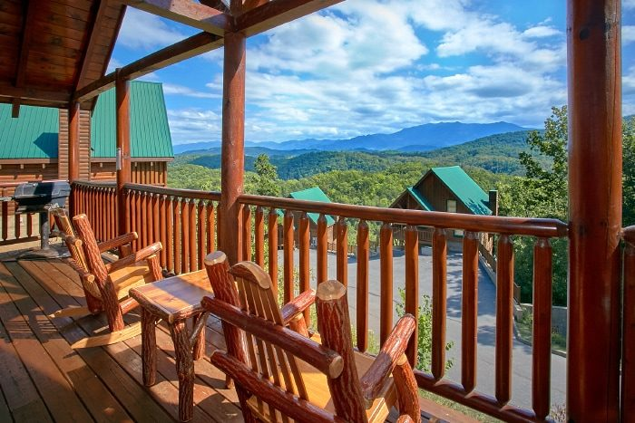 Decks with Rocking Chairs and Views 2 Bedroom - Catch of the Day