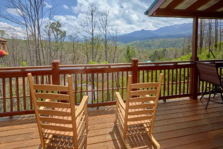 River Edge: 2 Bedroom Sevierville Cabin Rental