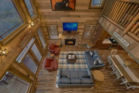 Beautiful Spacious 5 Bedroom Cabin Cloud Bound - Cloud Bound