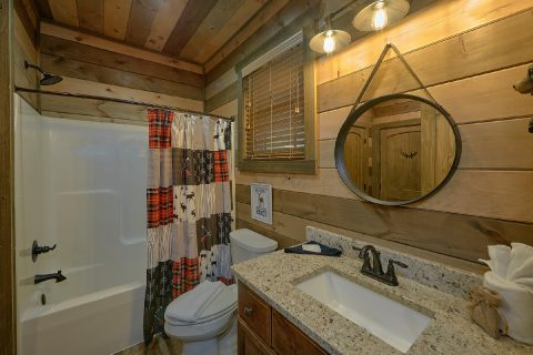 Premium 5 Bedroom Cabin Wears Valley Sleeps 16 - Cloud Bound