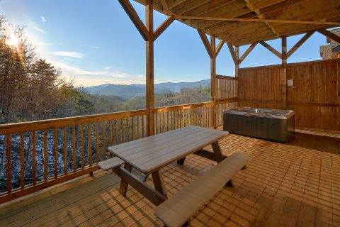 Private Hot Tub with Spectacular Views - Cloud Bound