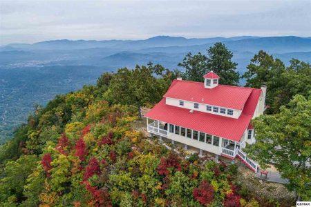 Smoky Vista: 4 Bedroom Sevierville Cabin Rental