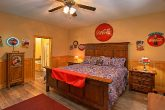Pigeon Forge Cabin Rental with 4 King Bedrooms