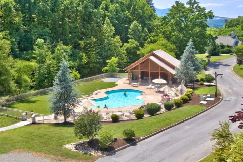 6 Bedroom Cabin with Resort Pool Access - C'Mon Inn