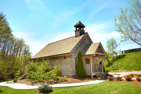 6 Bedroom Cabin with Resort Wedding Chapel - C'Mon Inn