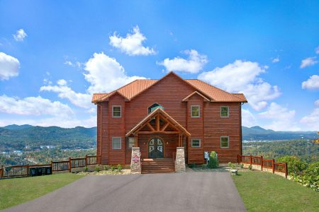 1 Amazing Lodge: 6 Bedroom Sevierville Cabin Rental