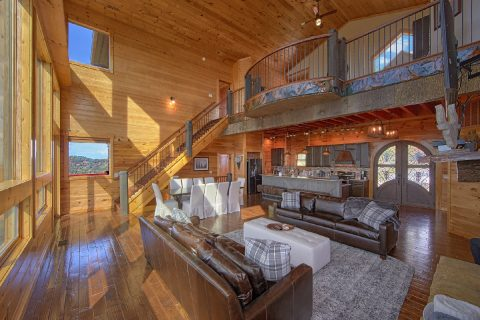 Luxurious Cabin with Premium Furnishings - Copper Ridge Lodge
