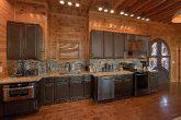 Fully Stocked Kitchen in Premium 6 Bedroom Cabin