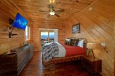 Private King Bedroom with Mountain Views