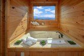 Private Jacuzzi Tub in Master Bathroom