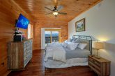 Master King Bedroom with Views of the Mountains