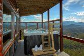 Swim Spa Hot Tub at 6 Bedroom Luxury Cabin